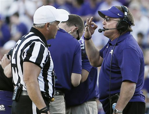 Gary Patterson, Mike Defee