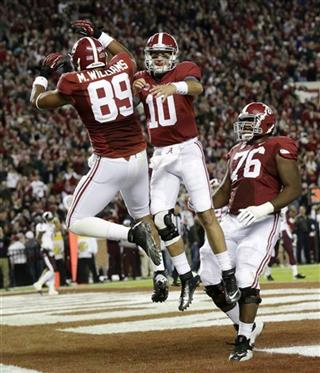 AJ McCarron, Michael Williams