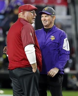 Bruce Arians, Mike Zimmer