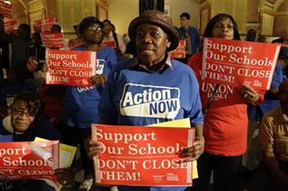Chicago School Closings Protests