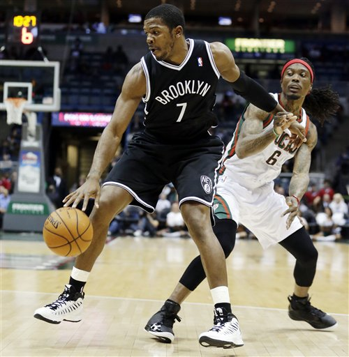 Joe Johnson, Marquis Daniels