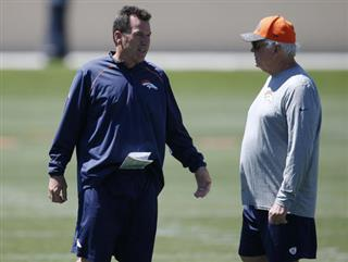 Gary Kubiak, Wade Phillips