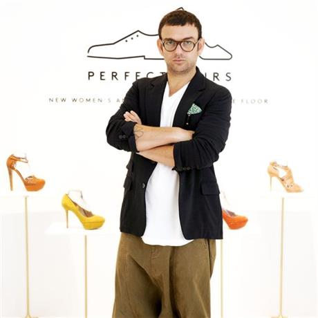 BARNEYS NEW YORK and FRANCESCO RUSSO Host Cocktails to Celebrate The SERGIO ROSSI Fall Collection and PERFECT PAIRS - The Opening of the New Shoe Floor at BARNEYS NEW YORK