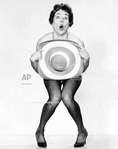 Watchf Associated Press Domestic News Entertainment New York United States APHS123265 Carol Burnett 1960