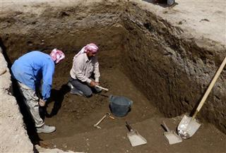 Mideast Iraq Archaeology