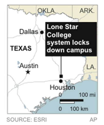 LONESTAR LOCKDOWN