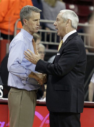 Steve Donahue, Roy Williams