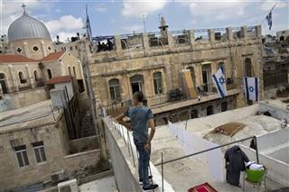 Mideast Israel Fighting Eviction