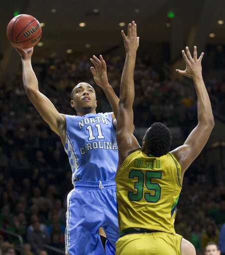 Brice Johnson, Bonzie Colson