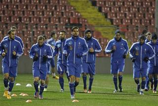 Bosnia Greece Soccer World Cup
