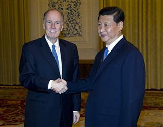 Tom Donilon, Xi Jinping