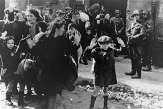 Poland Warsaw Ghetto Uprising