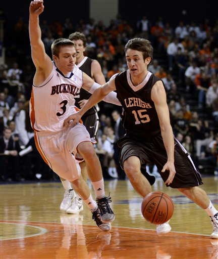 Patriot Lehigh Bucknell Basketball