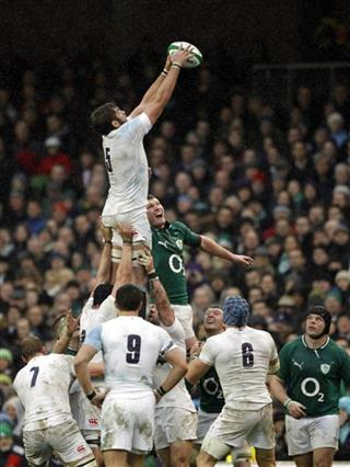 Ireland England Six Nations Rugby