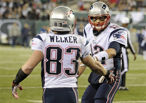 Tom Brady, Wes Welker