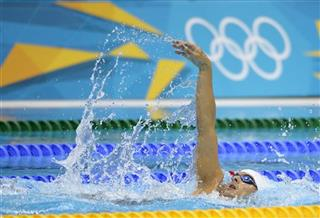 London Olympics Swimming