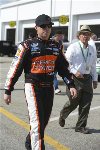 Regan Smith, Jack Roush