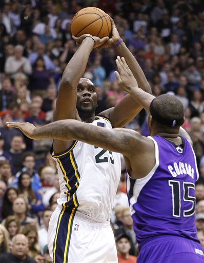 Al Jefferson, DeMarcus Cousins