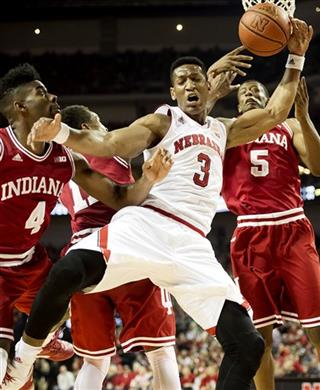Indiana Nebraska Basketball