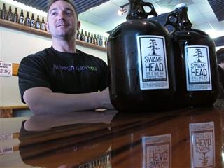Florida Beer Growlers