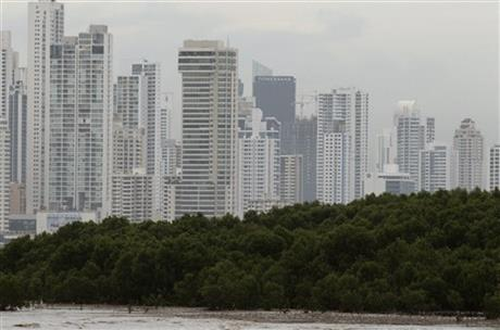 Panama Mangroves Under Pressure