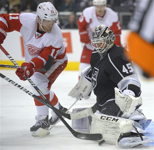 Daniel Cleary, Jonathan Bernier