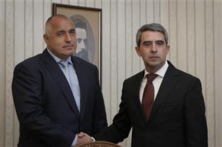 Boyko Borisov, Rosen Plevneliev