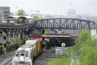Train Derailment Washington