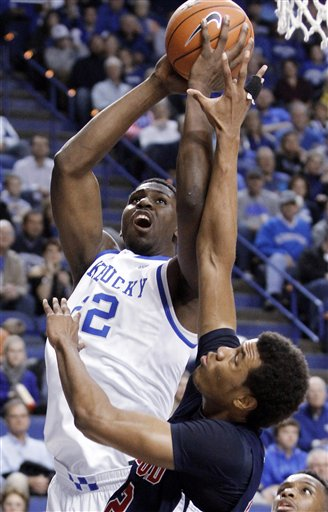 Alex Poythress, Tim Williams
