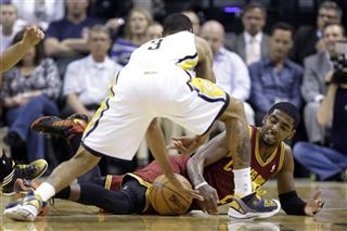 George Hill, Kyrie Irving
