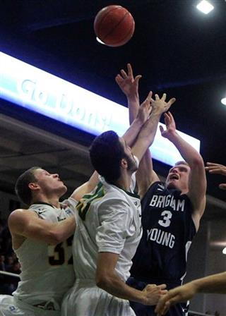 BYU San Francisco Basketball