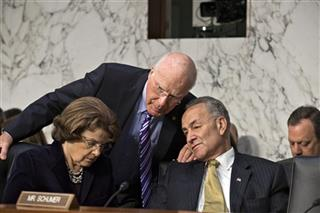 Patrick Leahy, Charles Schumer, Dianne Feinstein