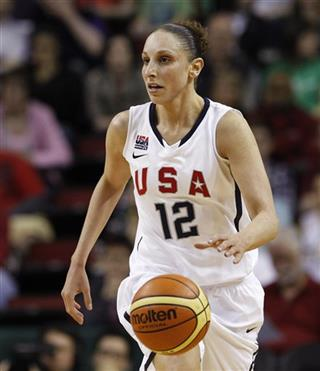 Diana Taurasi