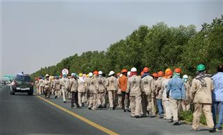 Mideast Emirates Labor