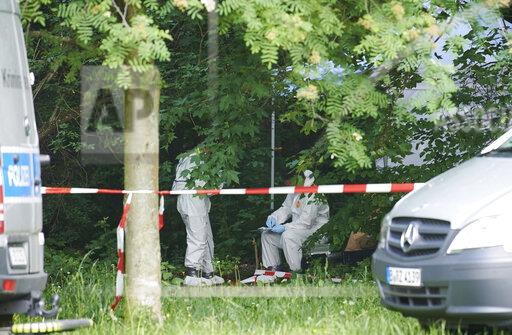 Dead man found in Treptower Park
