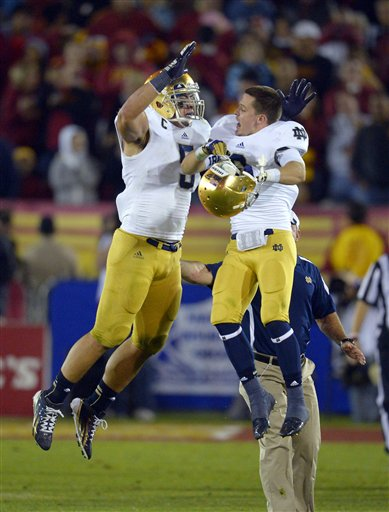 Manti Te&#039;o, Robby Toma
