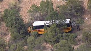 School Bus Rollover