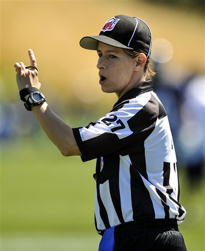 Female Official Football
