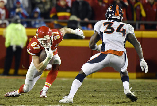 Will Parks, Travis Kelce
