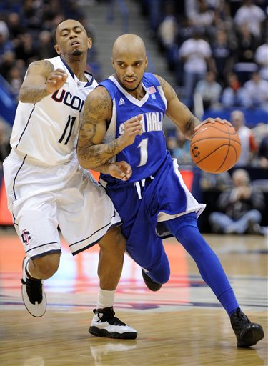Seton Hall's, Ryan Boatright