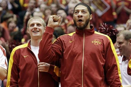 Royce White, Scott Christopherson