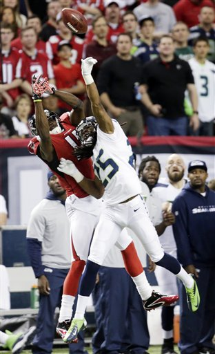 Julio Jones,Richard Sherman
