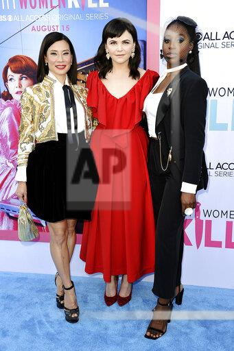 "LA Premiere of ""Why Women Kill"""