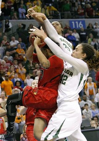 Monique Reid, Brittney Griner