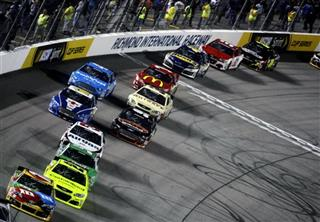 NASCAR Richmond Auto Racing