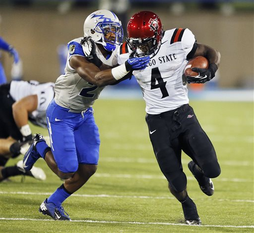 Tackles San Diego State