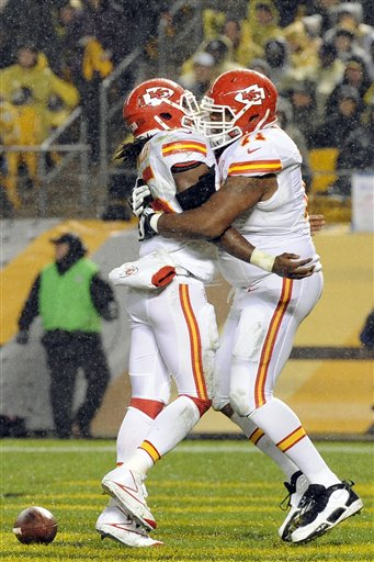 Jamaal Charles, Jeff Allen