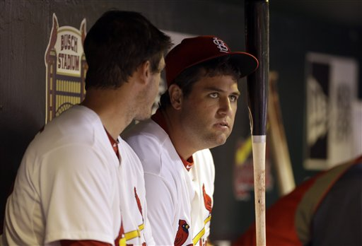 David Freese, Lance Berkman