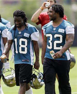 Maurice Jones-Drew, Ace Sanders