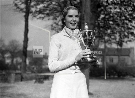 Watchf AP I   GBR XEN APHSL8 Kay Stammers Winners Cup 1936